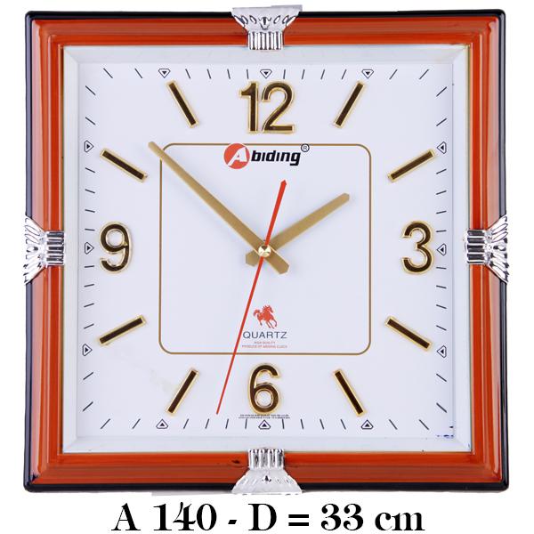 Đồng hồ treo tường A140