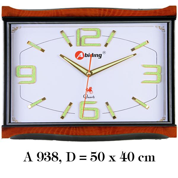 Đồng hồ treo tường A938