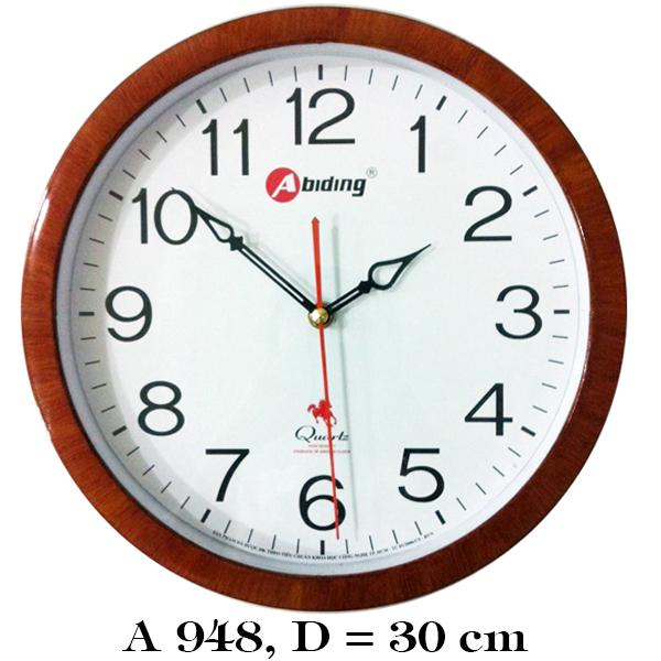 Đồng hồ treo tường A948