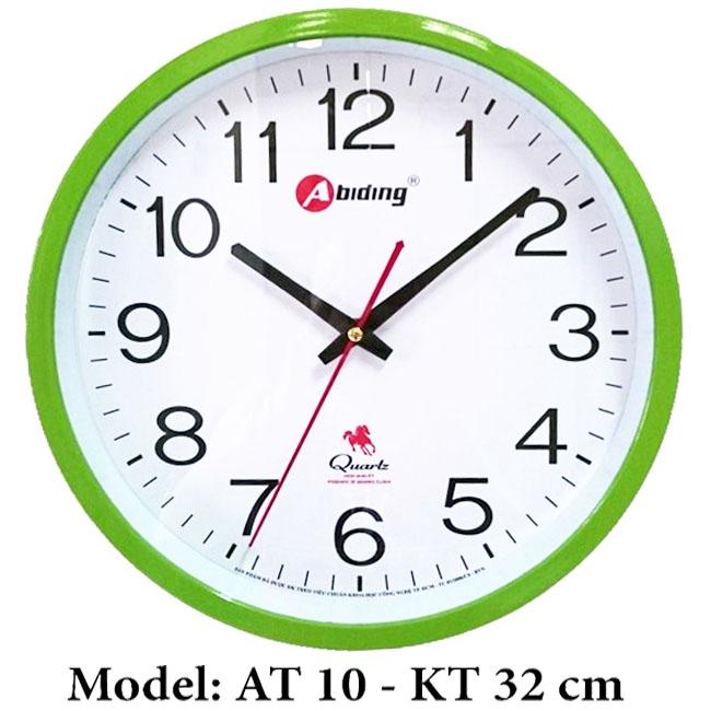 Đồng hồ treo tường AT10