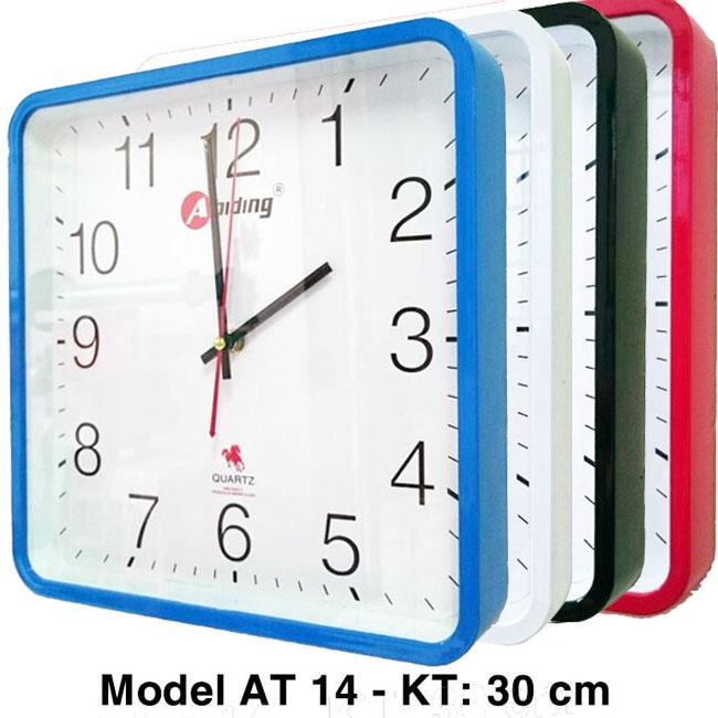 Đồng hồ treo tường AT14