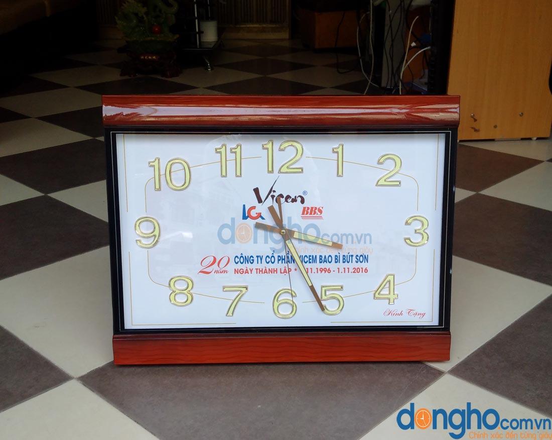 Đồng hồ treo tường K108