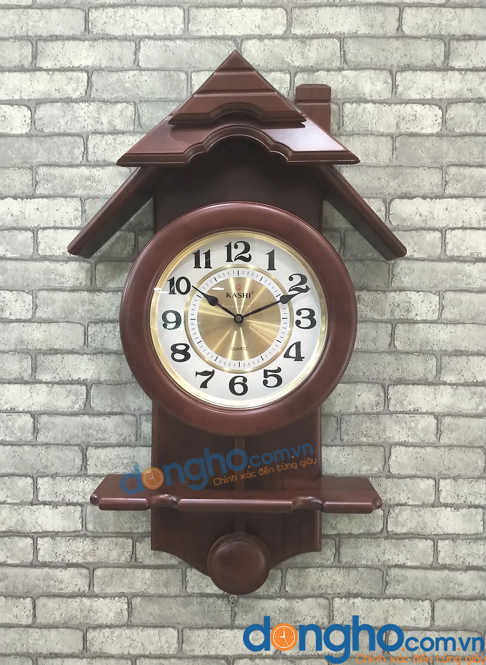 Đồng hồ treo tường K666