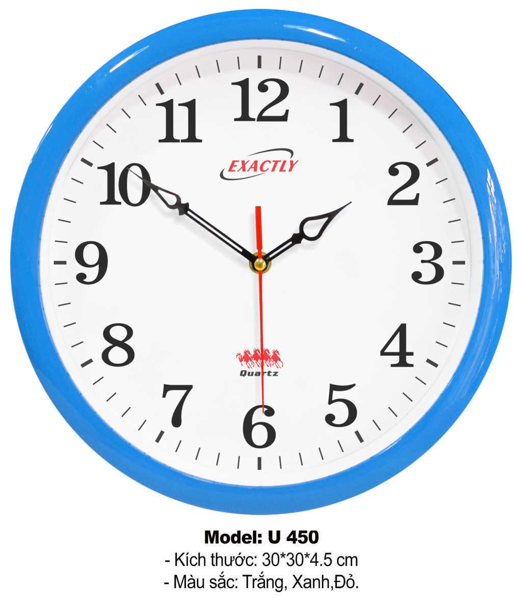 Đồng hồ treo tường U450