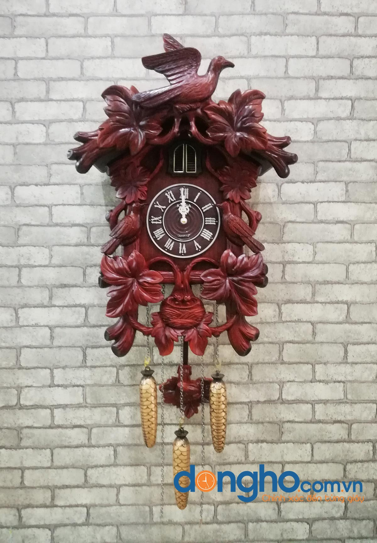 Đồng hồ treo tường KN620